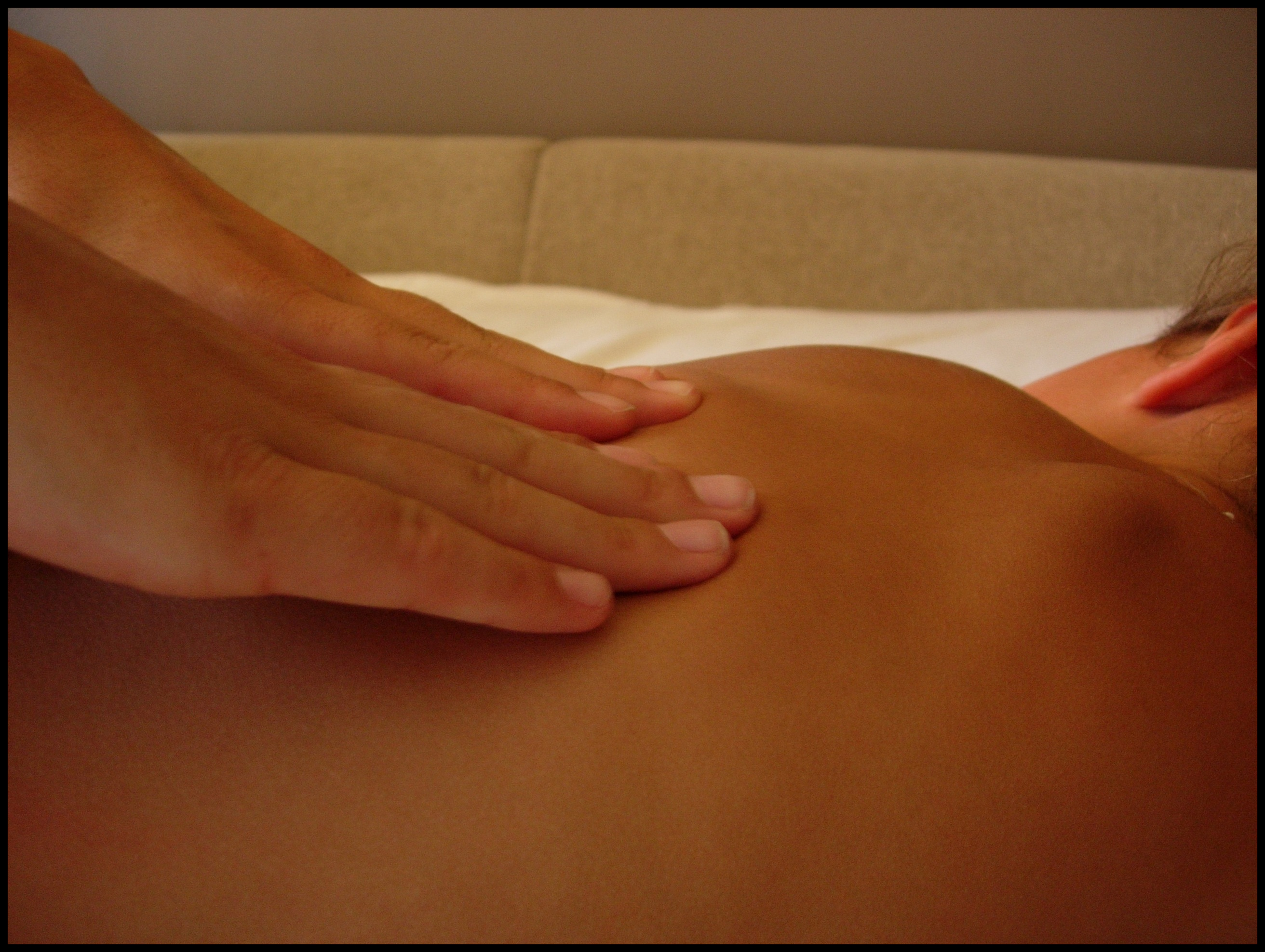 Massage relaxed